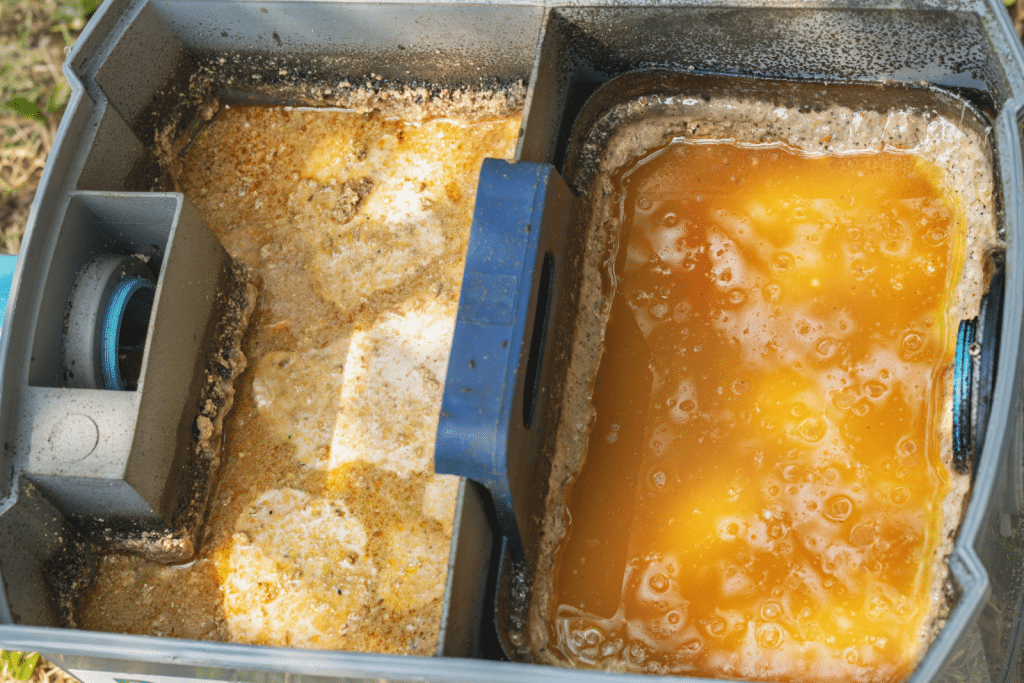 Cleaning Guide for Your Business's Grease Trap